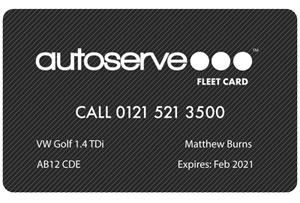 Autoserve Fleet Card