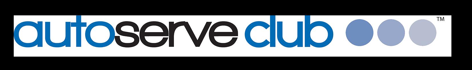 Autoserve club logo