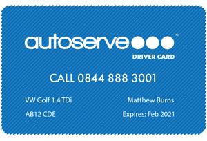 Driver-card