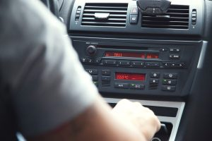 The Top Ten Driving Distractions...Fiddling With Electronics