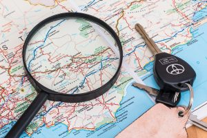 The Top Ten Best & Worst Things About Owning A Car...Getting Lost