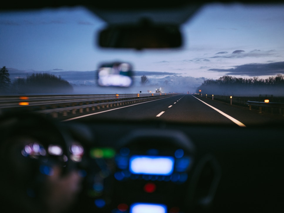 The Top Ten Driving Distractions