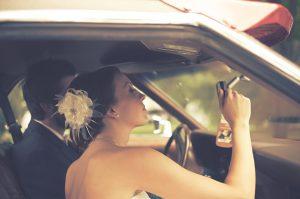 The Top Ten Driving Distractions...Grooming