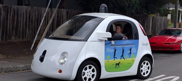 Driverless Cars Could Boost British Economy By £62 BILLION