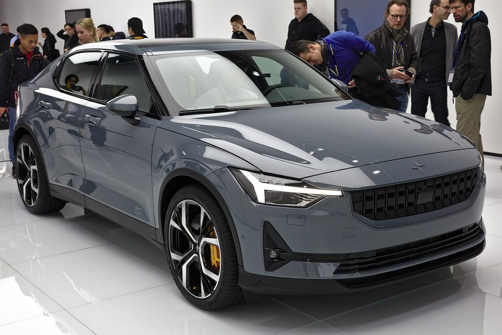 Polestar Chooses UK For Its New Research Centre