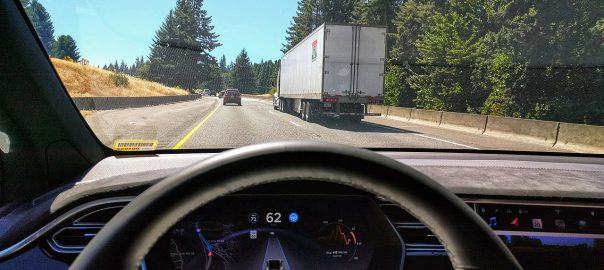 Autonomous Driving: The Most High-Tech Features You Can Buy Right Now