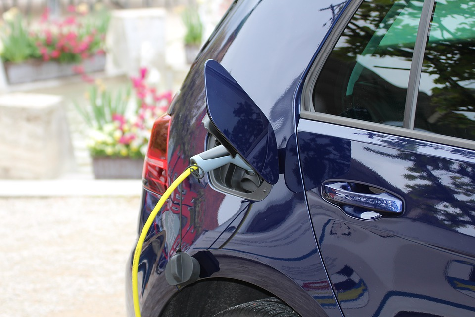 ALL New Homes To Be Fitted Will Electric Car Chargers