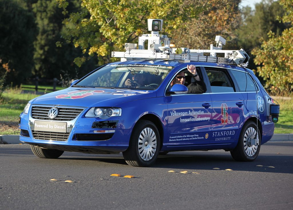 People Keep Falling Asleep In Self-Driving Cars, Here's The Problem...