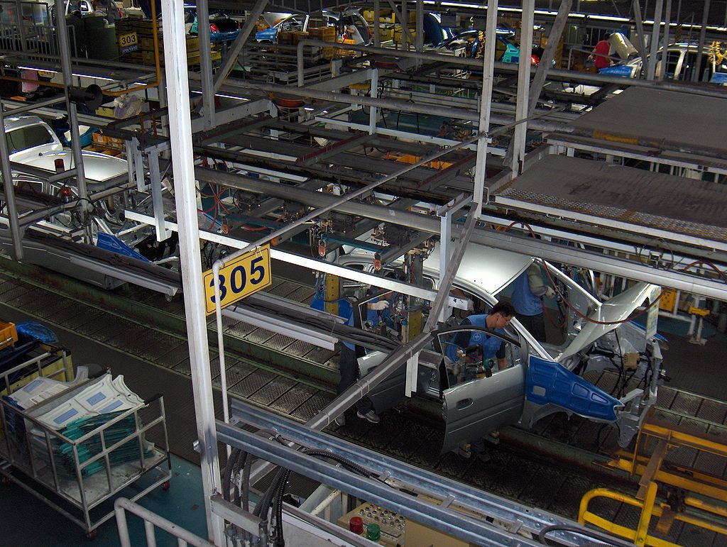The Top Five Challenges Facing The Automotive Industry