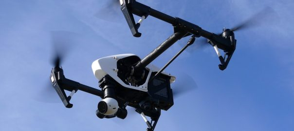 Highways England Is Using Drones To Speed Up Roadworks