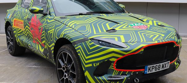 The Aston Martin DBX: Good Enough To Save The Company?