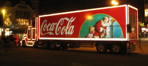 Coca-Cola Has 'Ruined' Christmas, According To A Recycling Company
