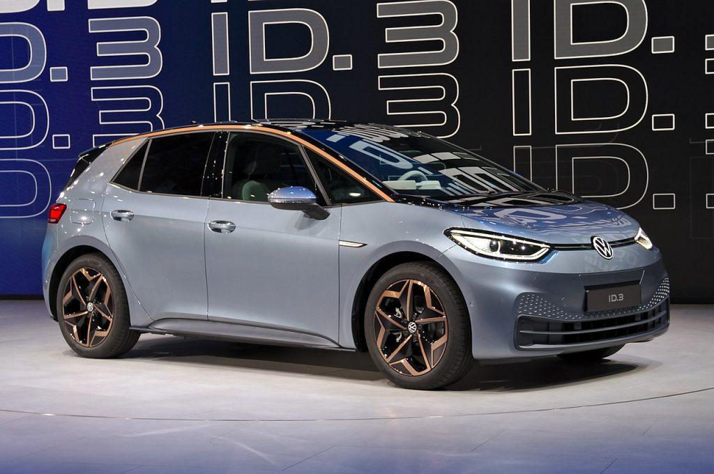 Volkswagen ID.3 Is 40?% Cheaper To Build Than The e-Golf