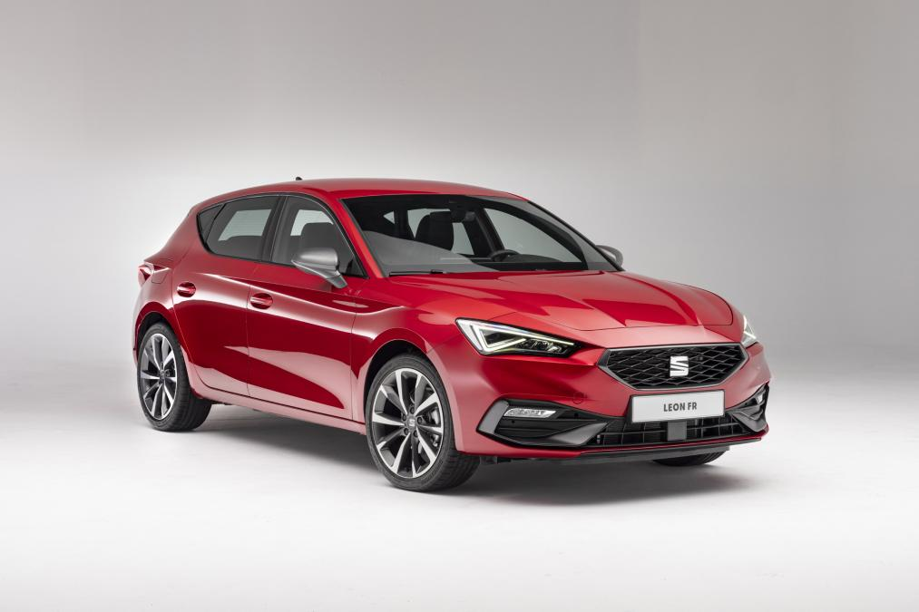 Seat Claims New Leon Is Its 'Most Connected' Model To Date