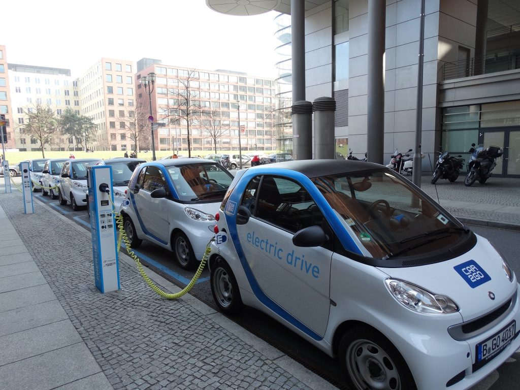 How Will The UK Power Network Cope With Electric Vehicles?