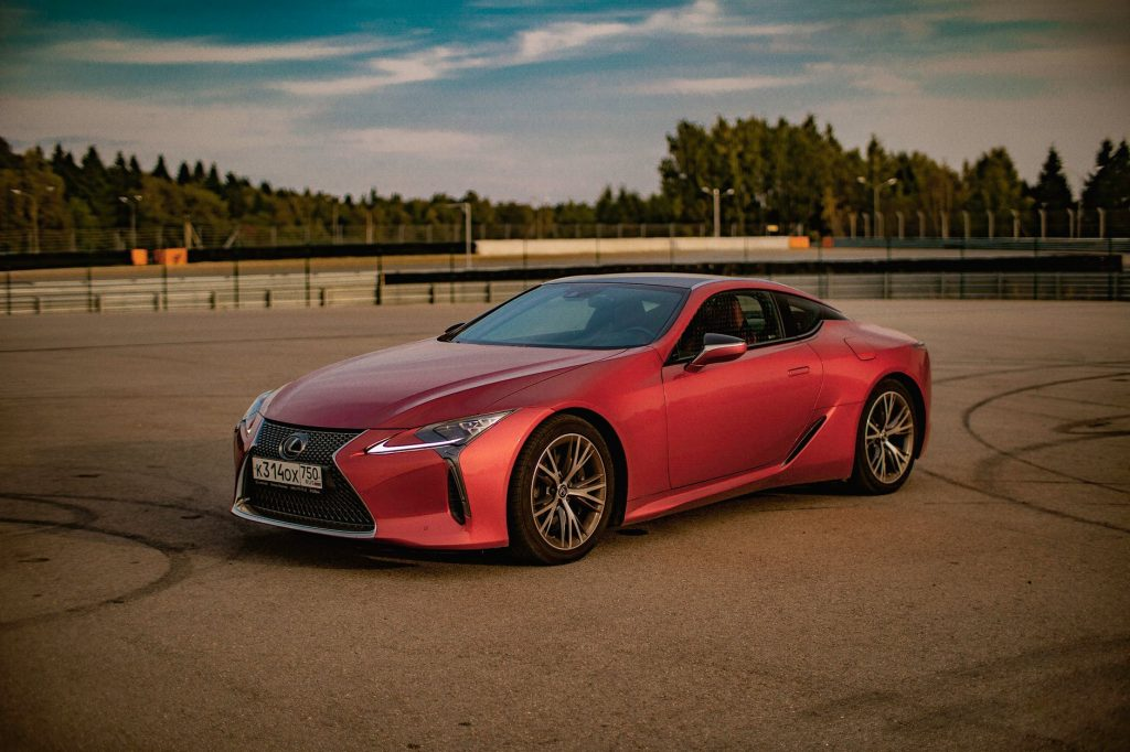 Toyota's Lexus Brand Sales Have Surged Globally...