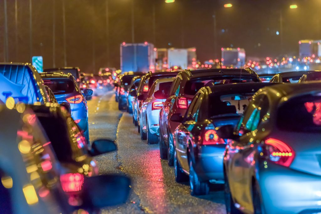 According To Scientists, Spontaneous Traffic Is Real