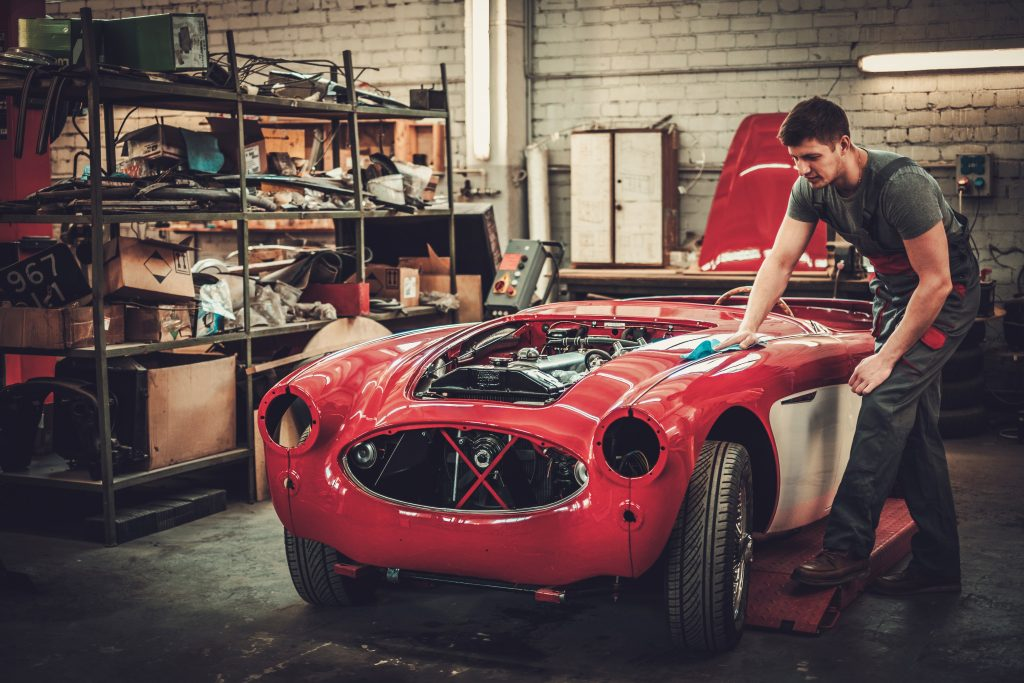 There's Been A Boom In Classic Electric Car Conversions