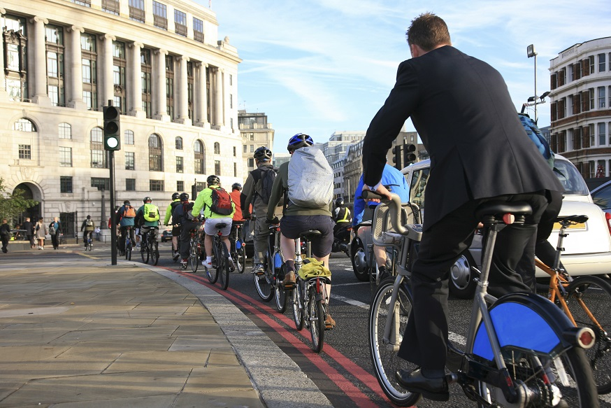 Drivers Are More Tolerant Of Cyclists Post-Lockdown