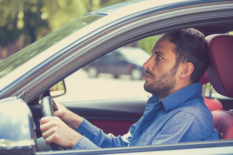 One In Five Drivers Are More Anxious On The Road After Lockdown