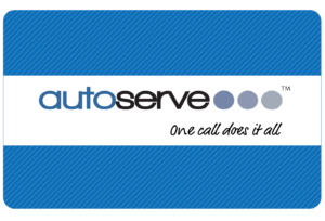 Autoserve Guaranteed Maintenance Driver Card