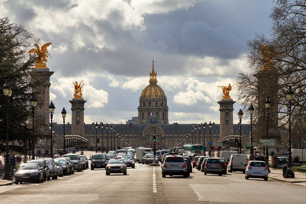 Paris Is Getting 19mph Speed Limits And Residents Aren't Happy